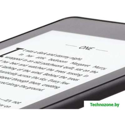 Электронная книга Amazon Kindle Paperwhite 2018 32GB (черный)