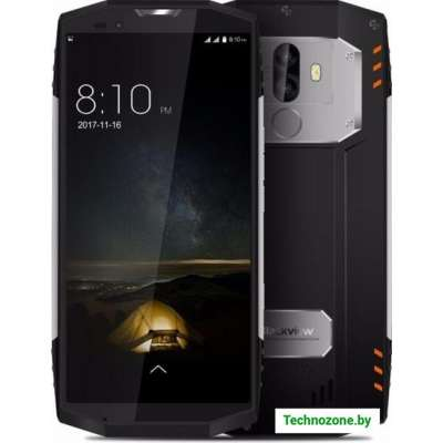 Смартфон Blackview BV9000 (серебристый)